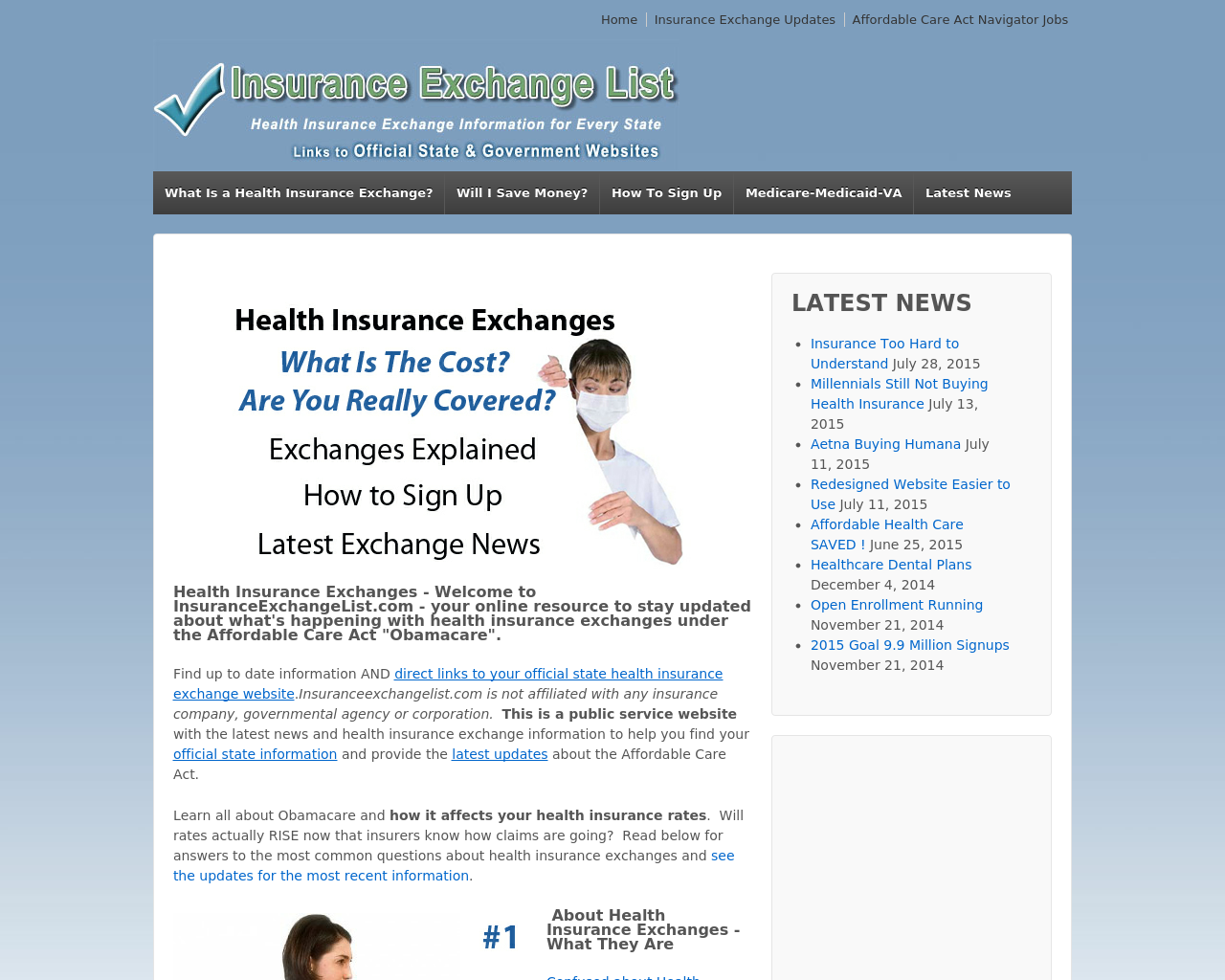 Insurance-Exchange-List-Advertising-Reviews-Pricing