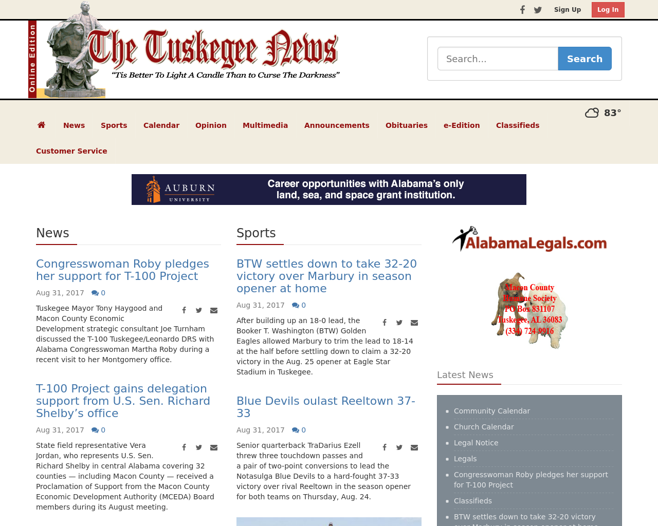 The-Tuskegee-News-Advertising-Reviews-Pricing