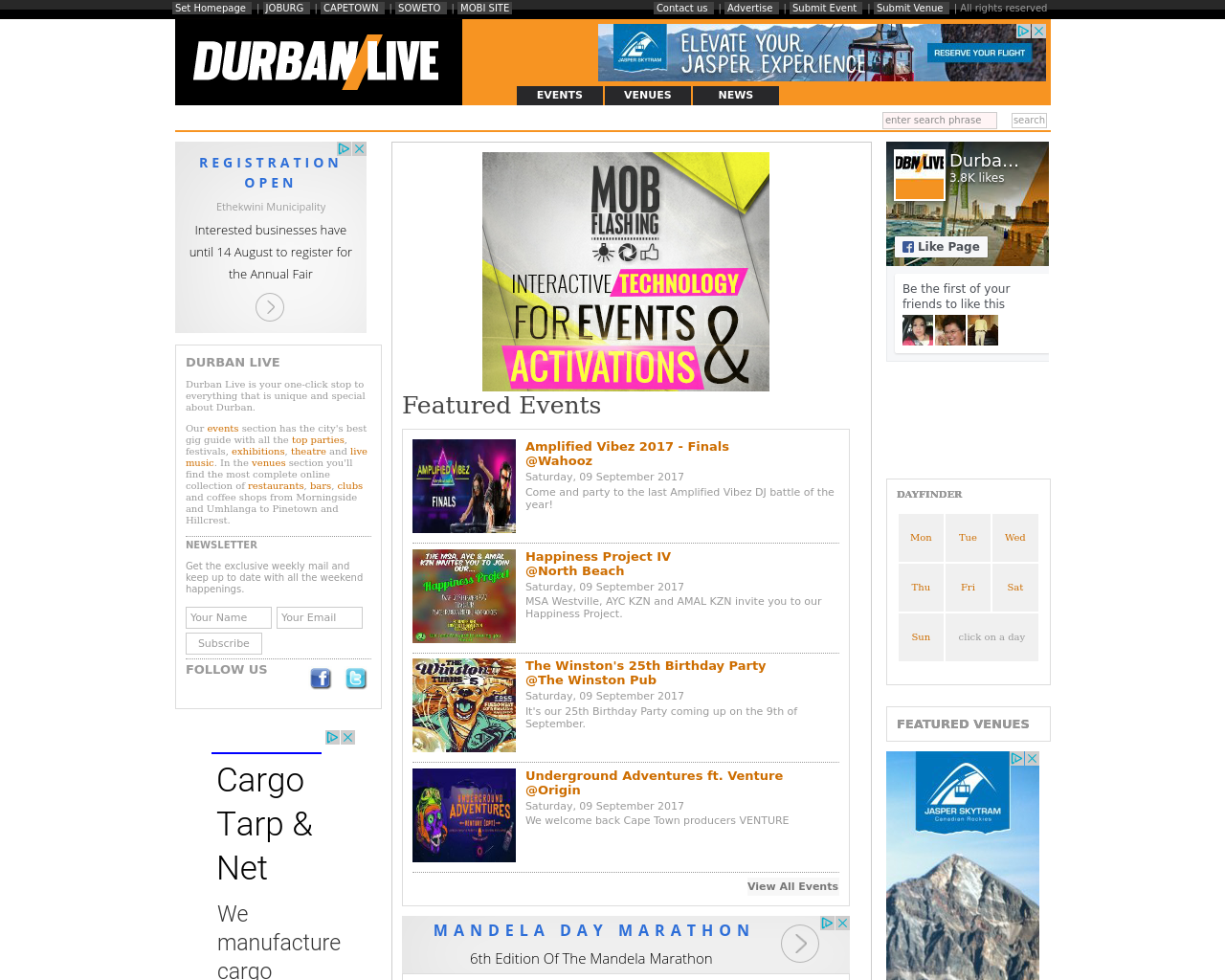 Durban-Live-Advertising-Reviews-Pricing