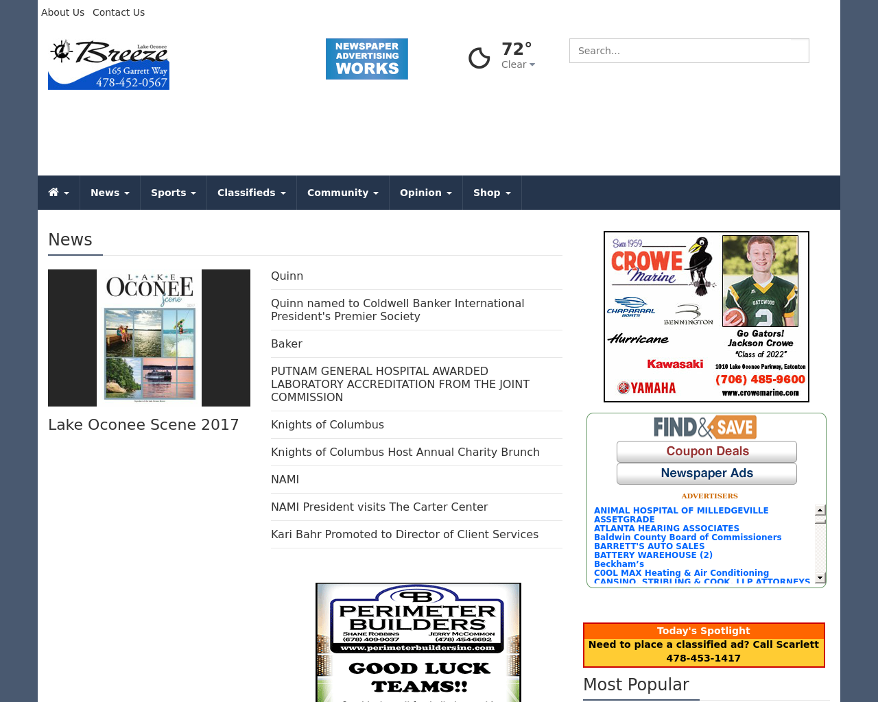 Lake-Oconee-Breeze-Advertising-Reviews-Pricing
