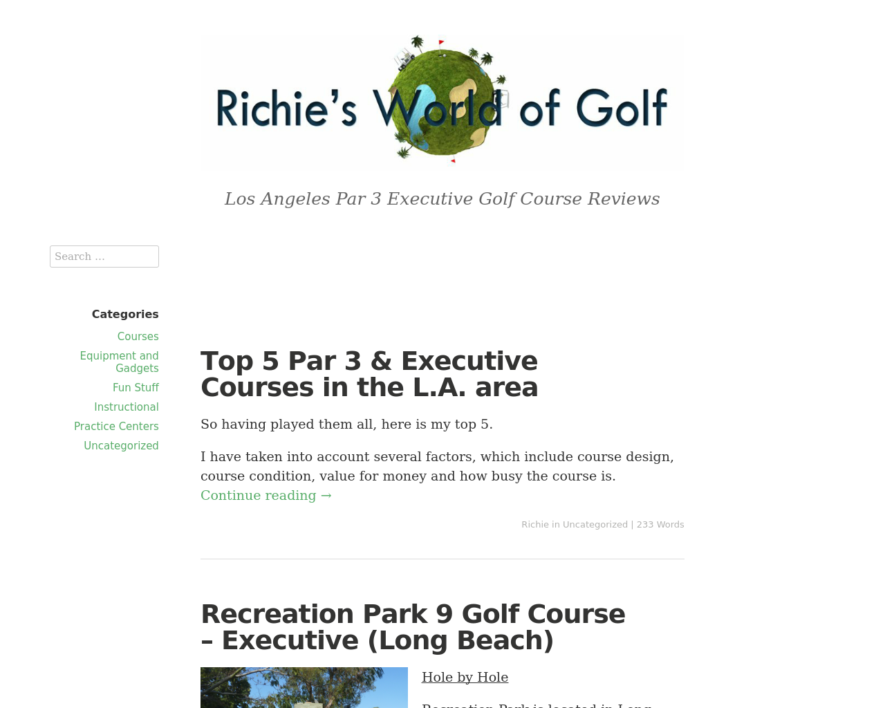 Richie's-World-Of-Golf-Advertising-Reviews-Pricing