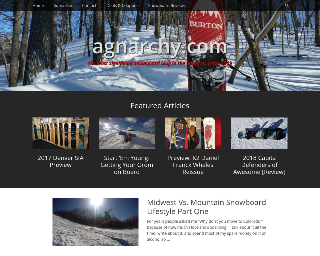 AGNARCHY.COM-Advertising-Reviews-Pricing