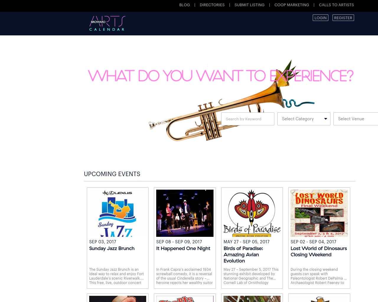 Arts-Calendar-Advertising-Reviews-Pricing