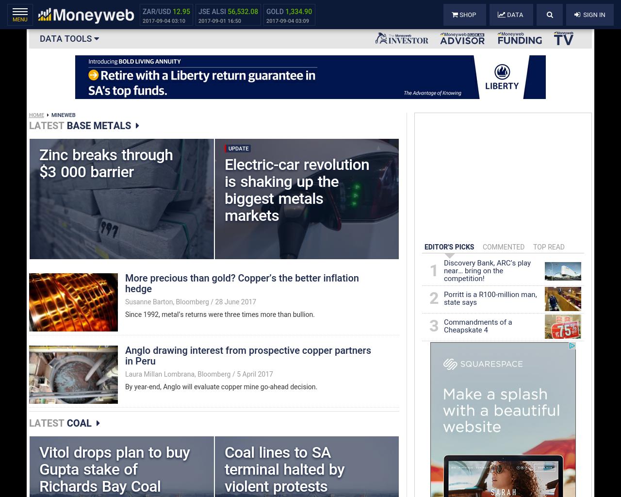 Mineweb-Advertising-Reviews-Pricing