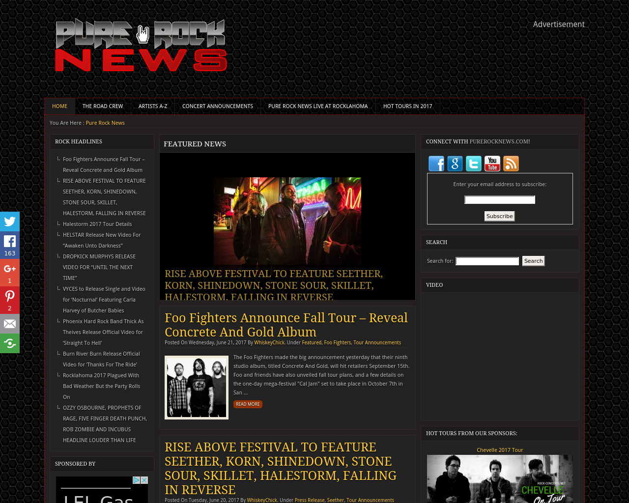 Pure-Rock-News-Advertising-Reviews-Pricing