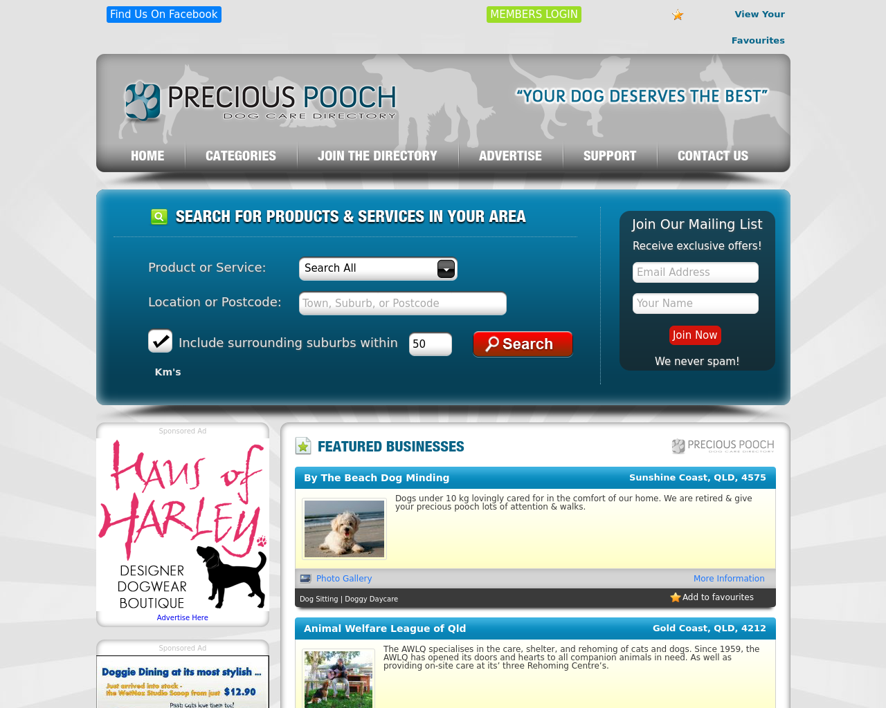 Precious-Pooch-Advertising-Reviews-Pricing