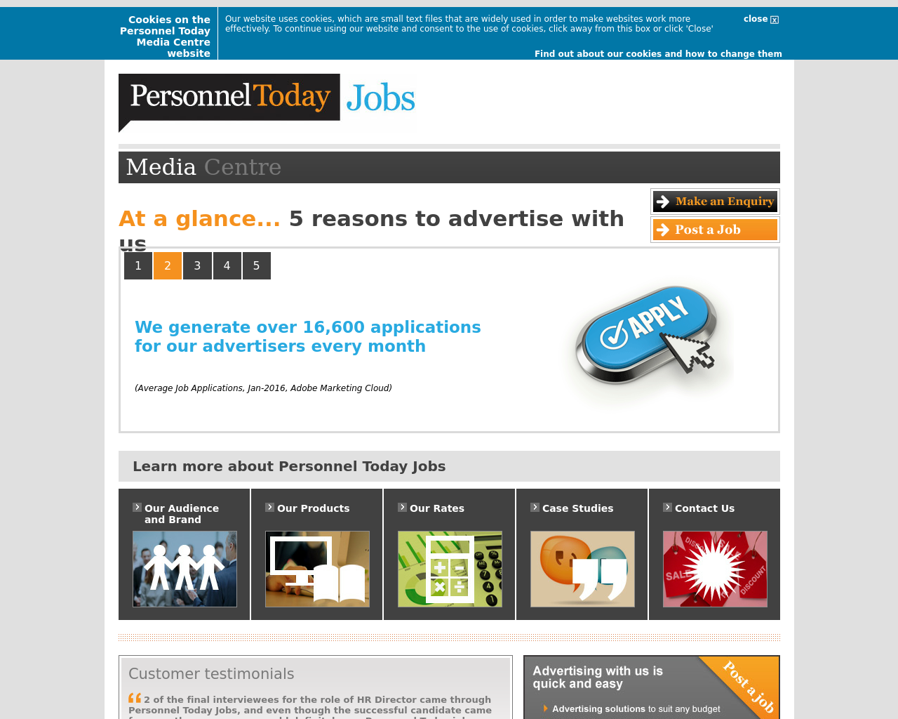 Personnel-Today-Advertising-Reviews-Pricing