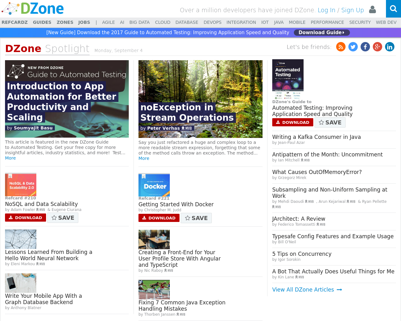 DZone-Eclipse-Zone-Advertising-Reviews-Pricing