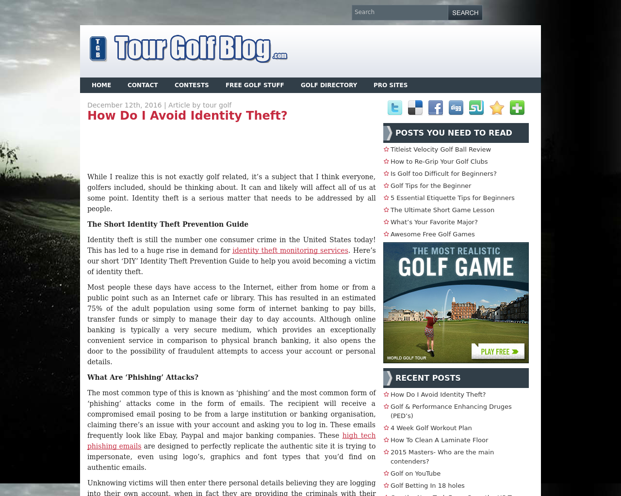 Tour-Golf-Blog-Advertising-Reviews-Pricing