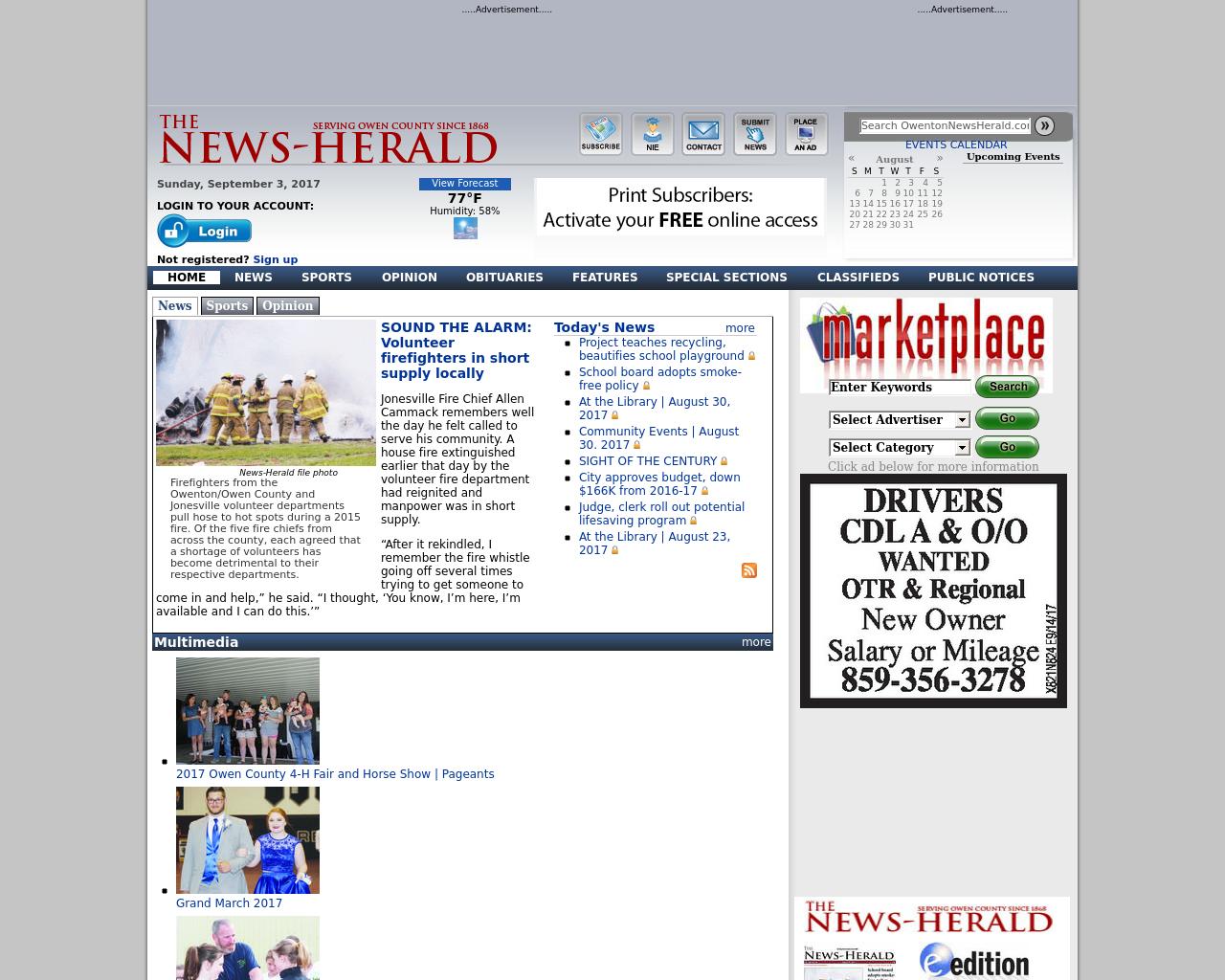 Owentonnewsherald.com-Advertising-Reviews-Pricing