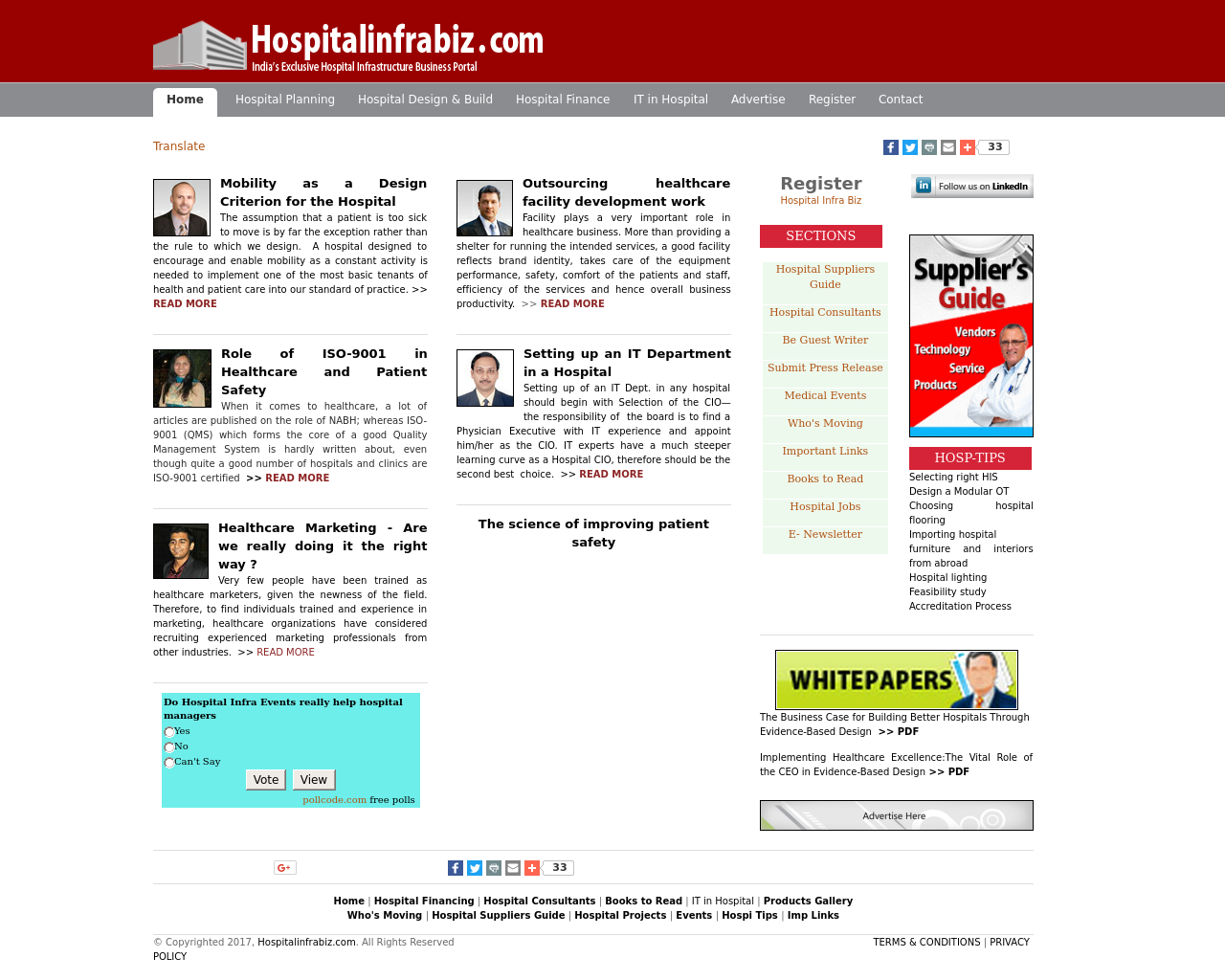 Hospitalinfrabiz.com-Advertising-Reviews-Pricing