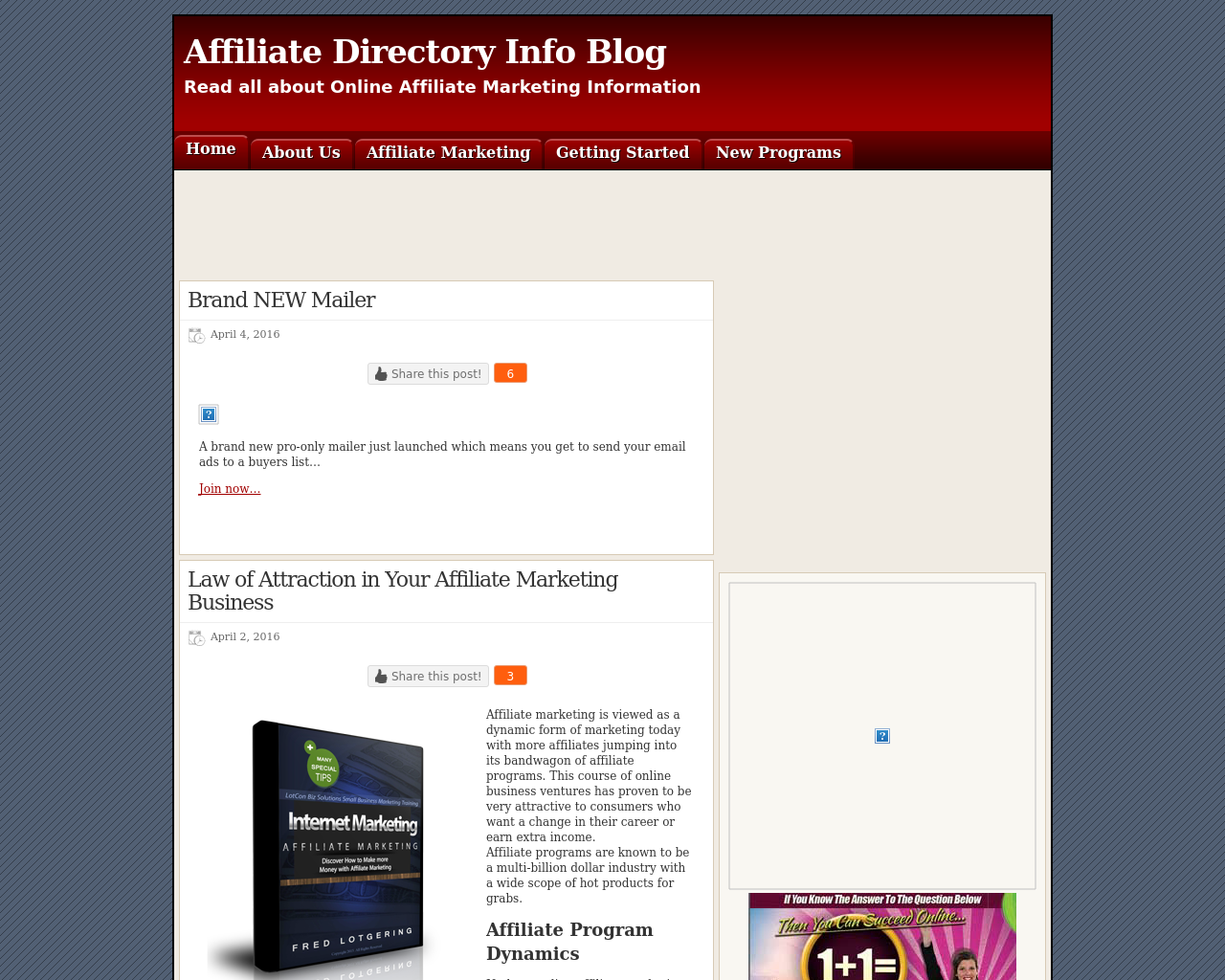 Affiliate-Directory-Info-Blog-Advertising-Reviews-Pricing