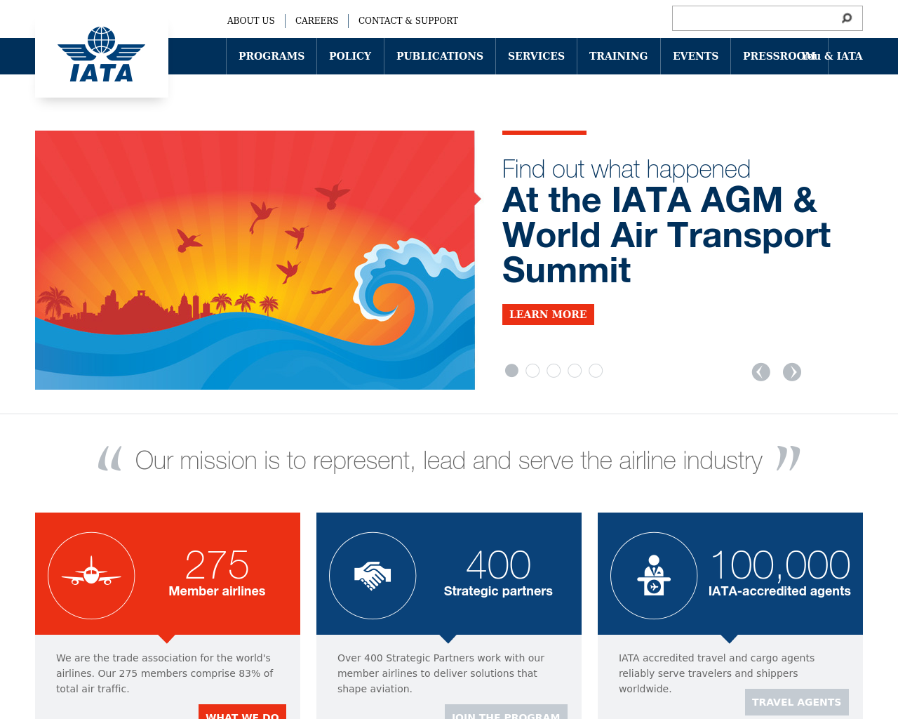 IATA-Advertising-Reviews-Pricing