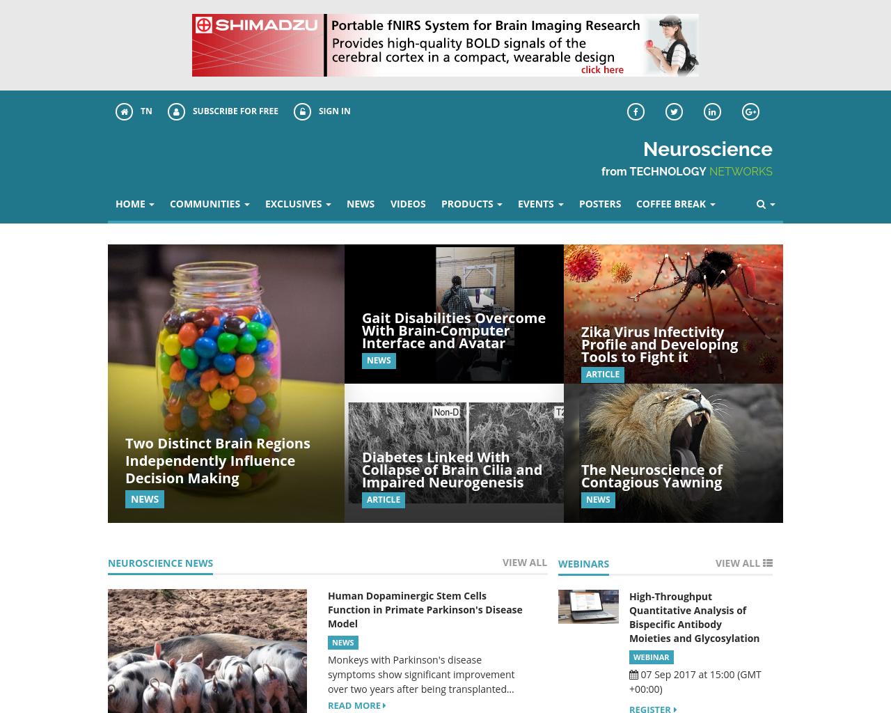 NeuroScientistNews-Advertising-Reviews-Pricing