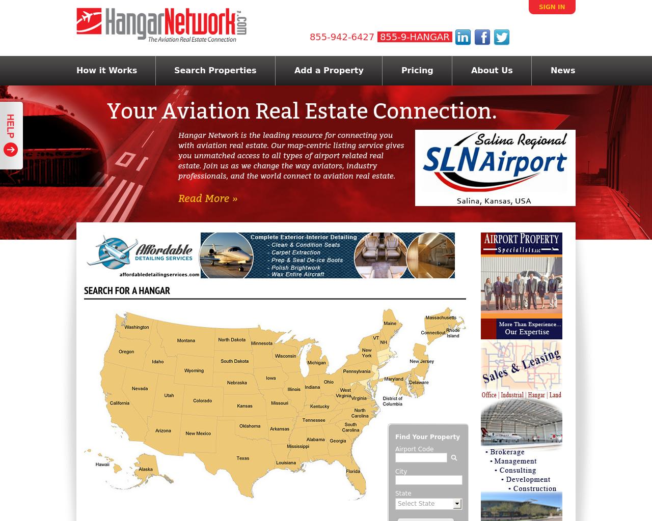 Hangar-Network-Advertising-Reviews-Pricing
