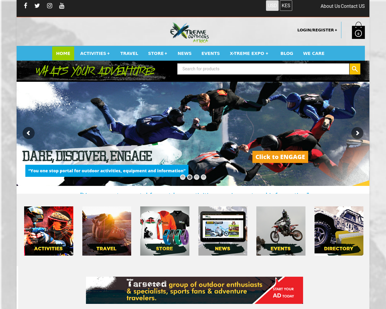 Extreme-Outdoors-Africa-Advertising-Reviews-Pricing