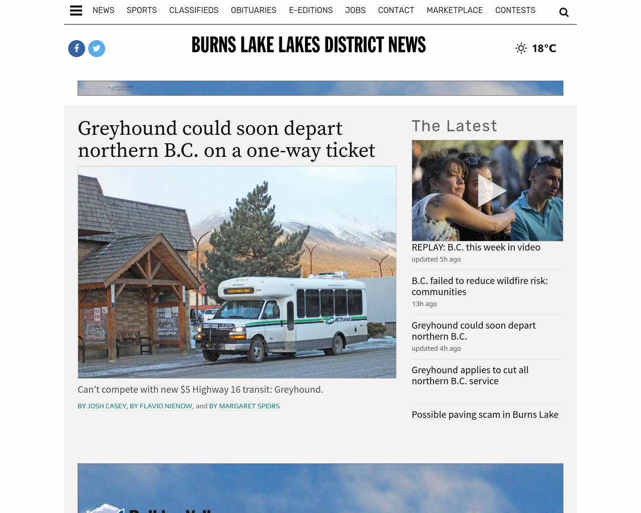 Burns-Lake-Lakes-District-News-Advertising-Reviews-Pricing