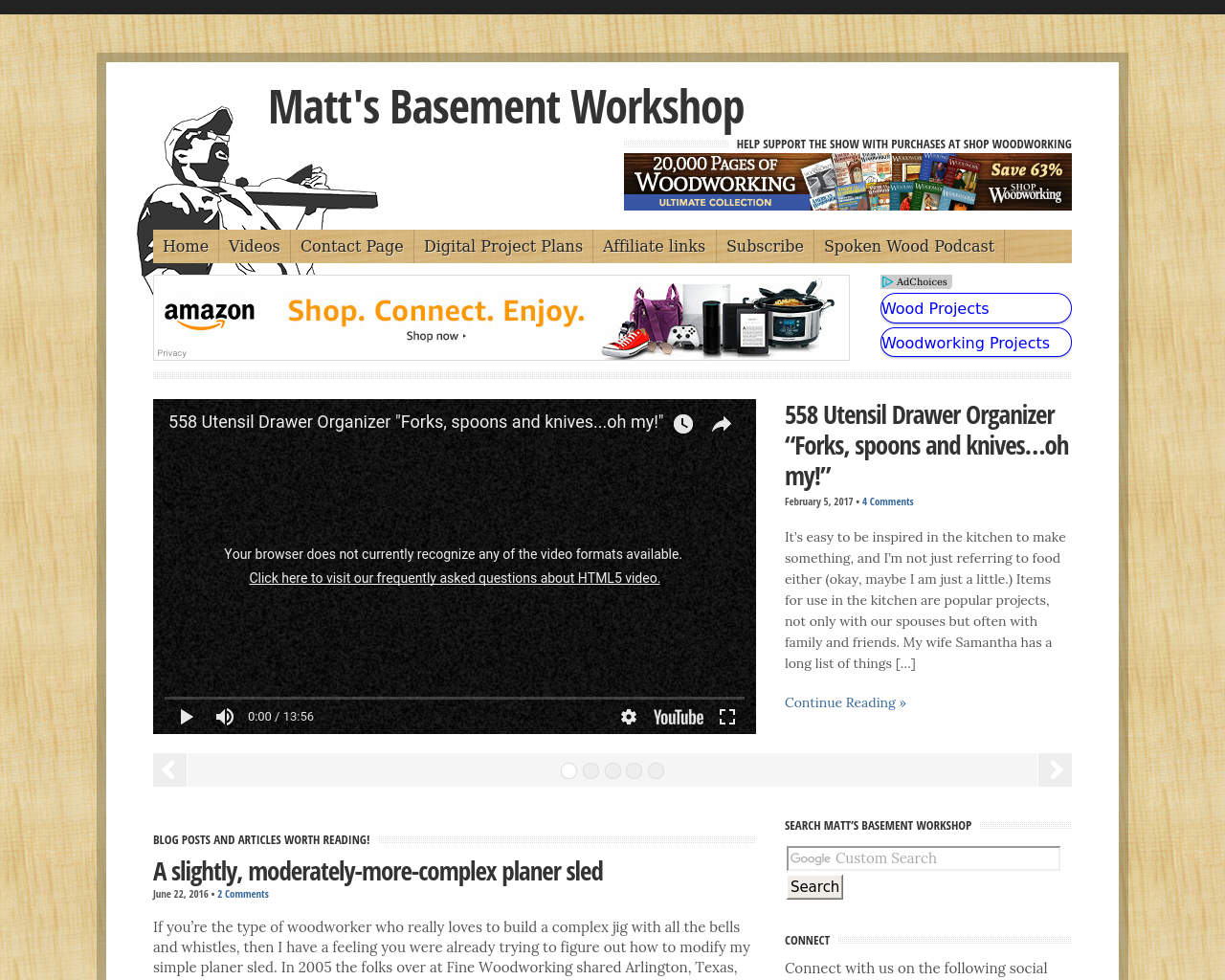 Matt's-Basement-Workshop-Advertising-Reviews-Pricing