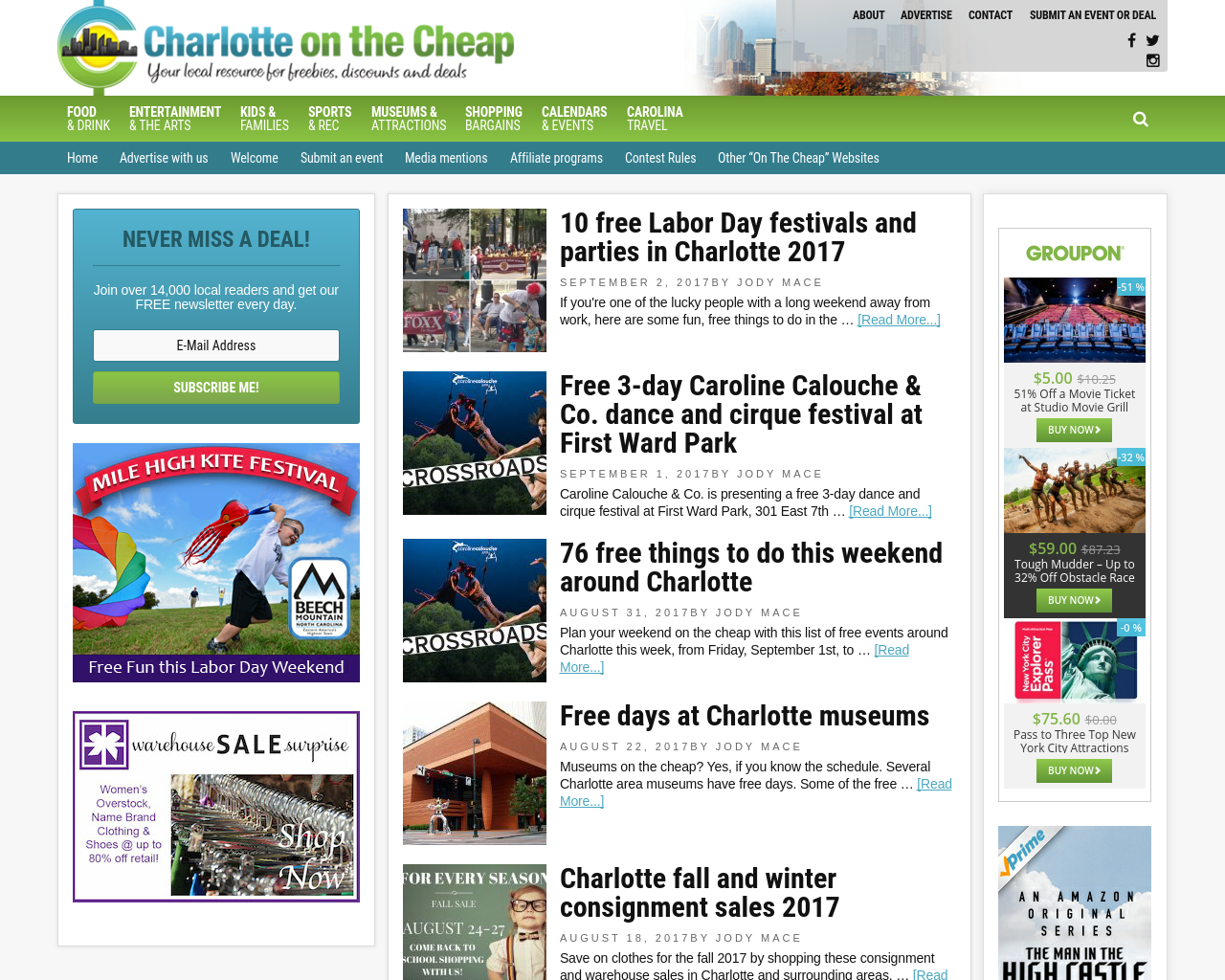 Charlotte-on-the-Cheap-Advertising-Reviews-Pricing
