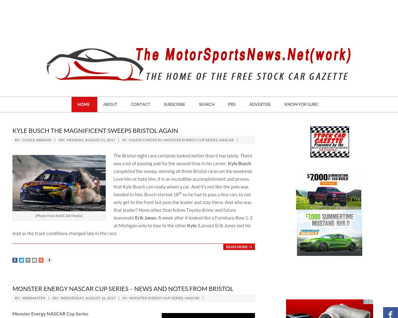 MotorSportsNews-Advertising-Reviews-Pricing