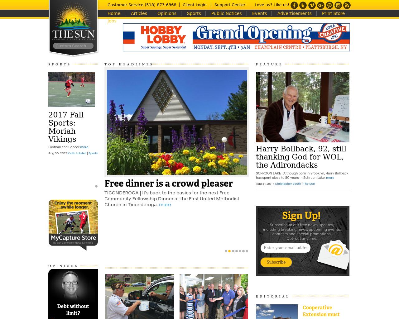 Adirondack-Journal-Advertising-Reviews-Pricing