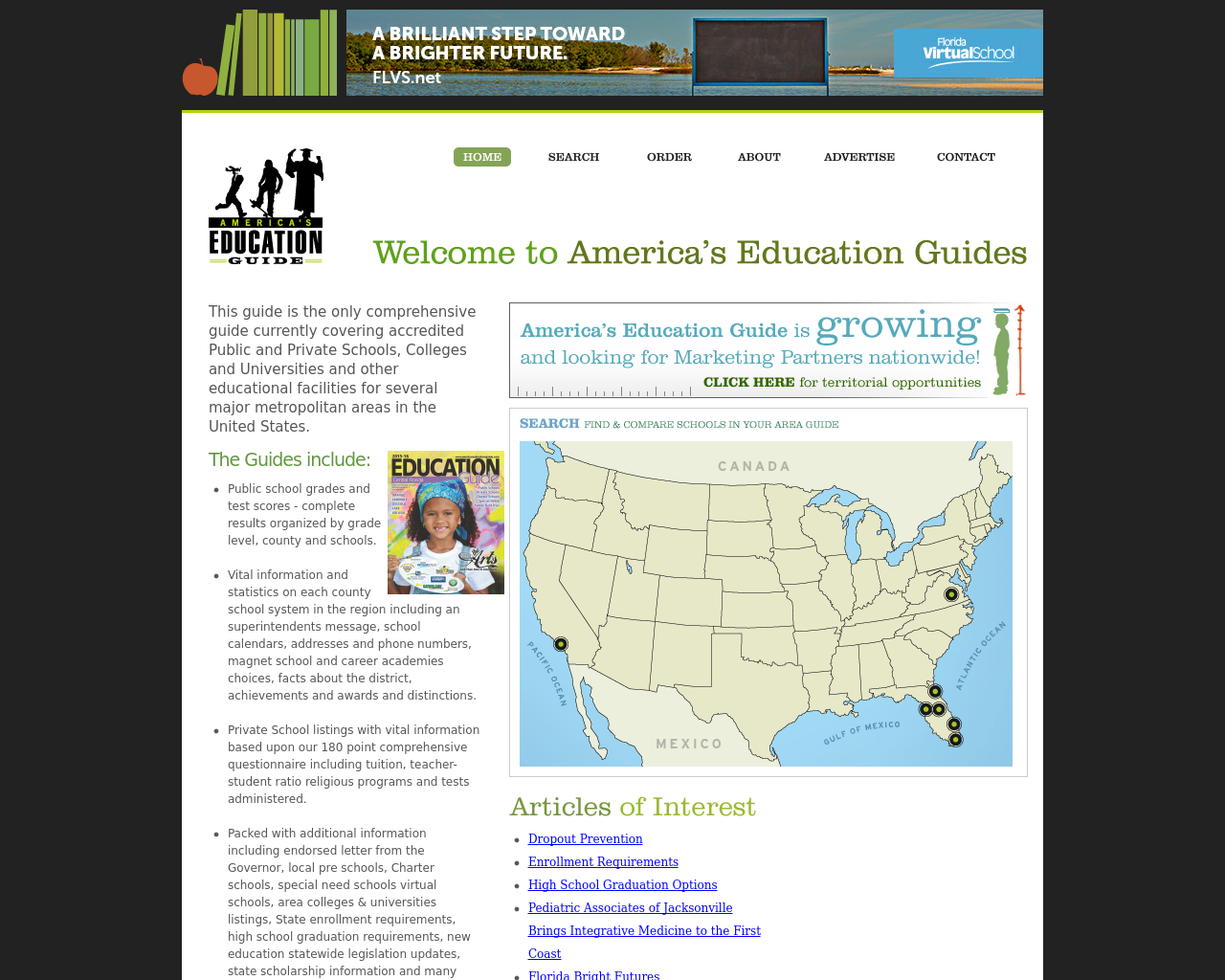 Americaseducationguide-Advertising-Reviews-Pricing