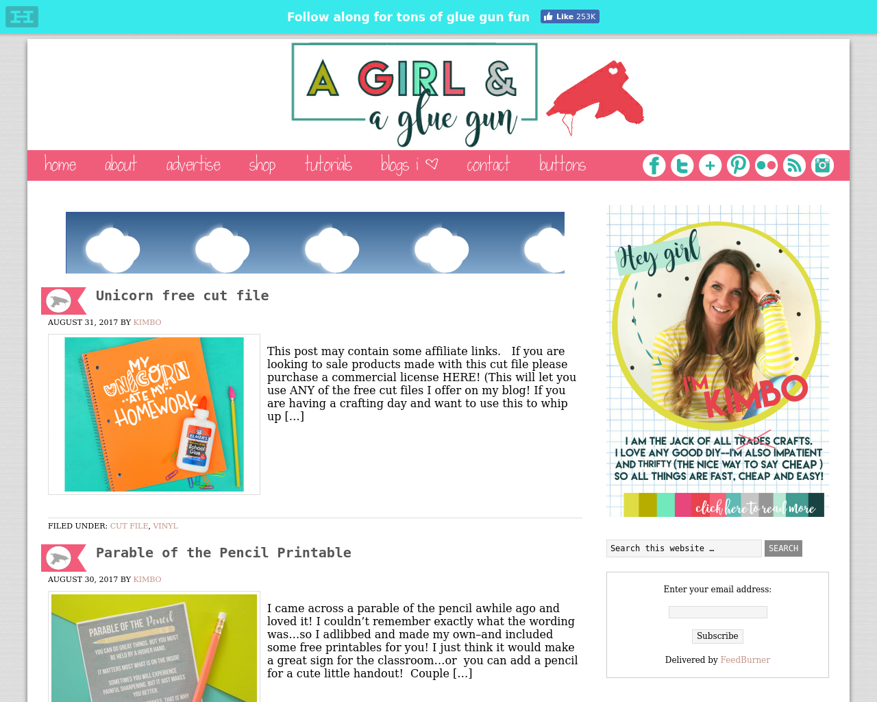 A-girl-and-a-Glue-Gun-Advertising-Reviews-Pricing