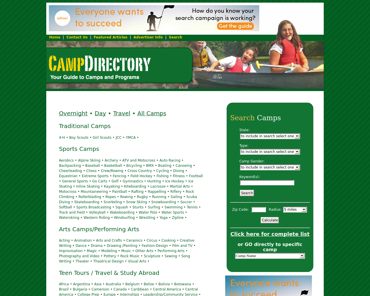 Camps-And-Programs-Advertising-Reviews-Pricing
