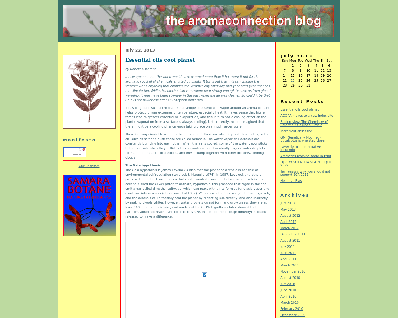 the-aroma-connection-blog-Advertising-Reviews-Pricing