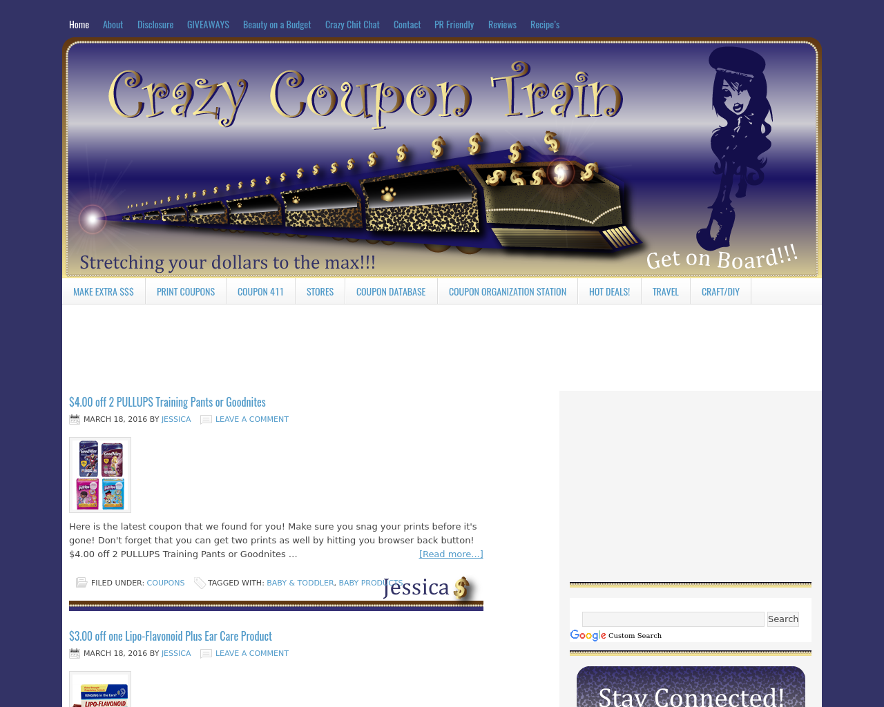 Crazy-Coupon-Train-Advertising-Reviews-Pricing