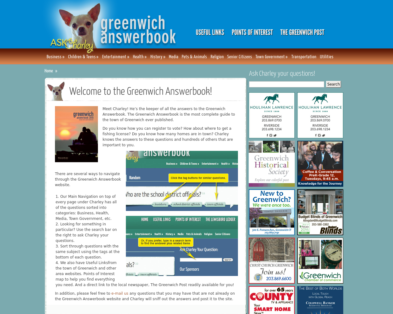 Greenwich-Answerbook-Advertising-Reviews-Pricing