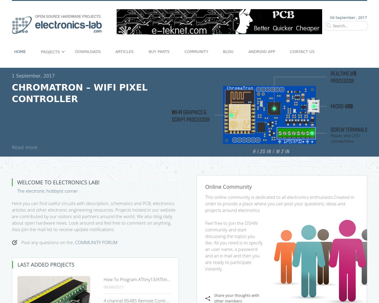 Electronics-Lab-Advertising-Reviews-Pricing
