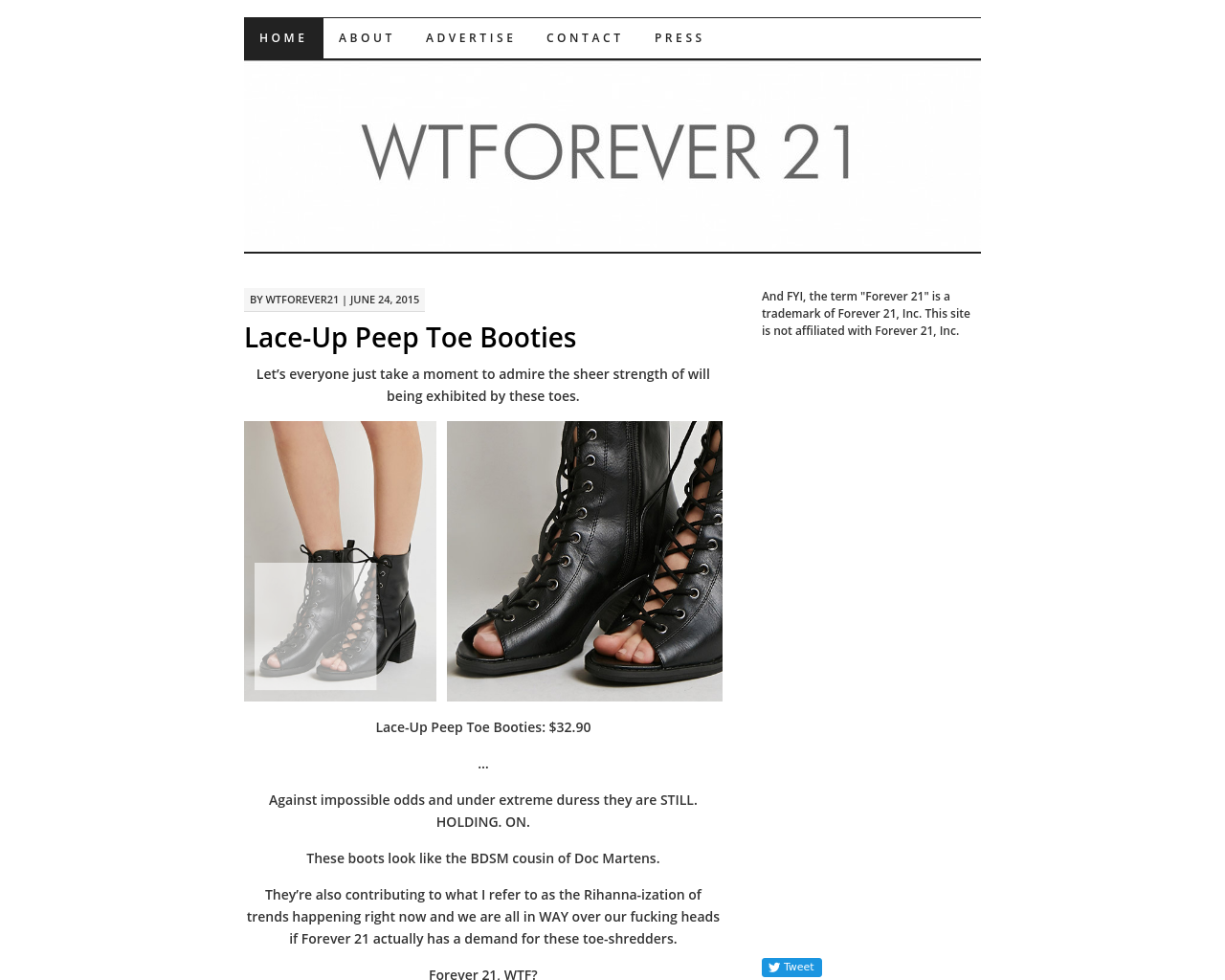 WTForever-21-Advertising-Reviews-Pricing