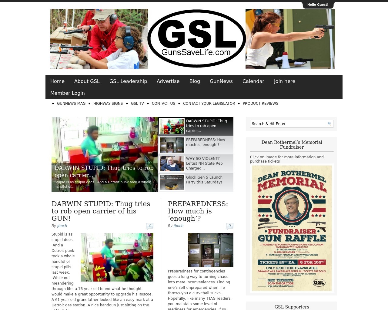 Guns-Save-Life-Advertising-Reviews-Pricing