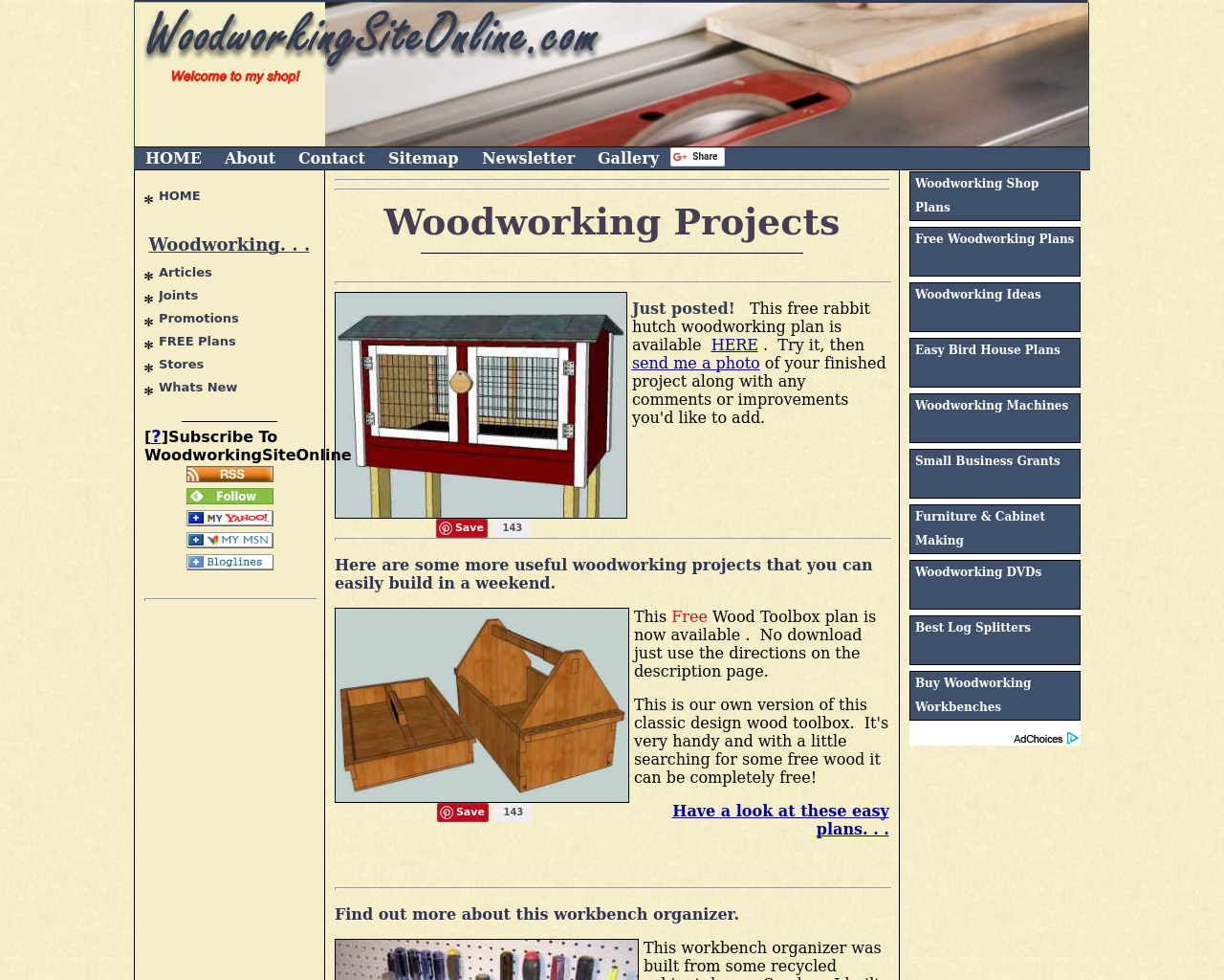 WoodworkingSiteOnline.com-Advertising-Reviews-Pricing