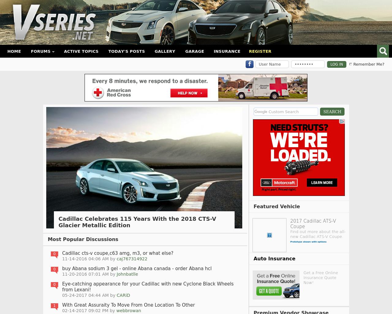 Cadillac-V-Series-Advertising-Reviews-Pricing