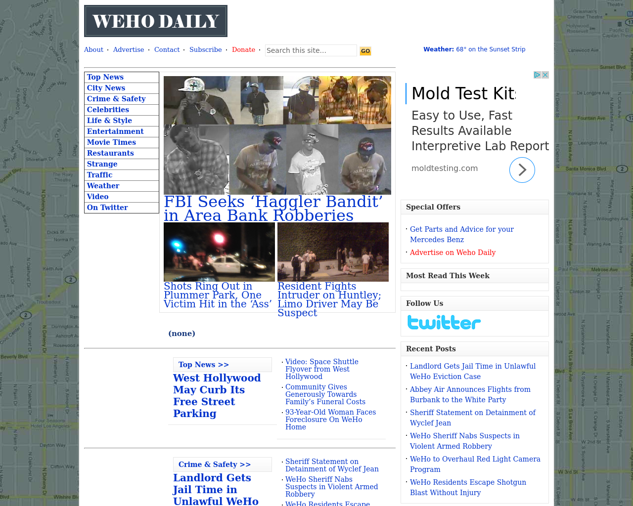 Weho-Daily-Advertising-Reviews-Pricing