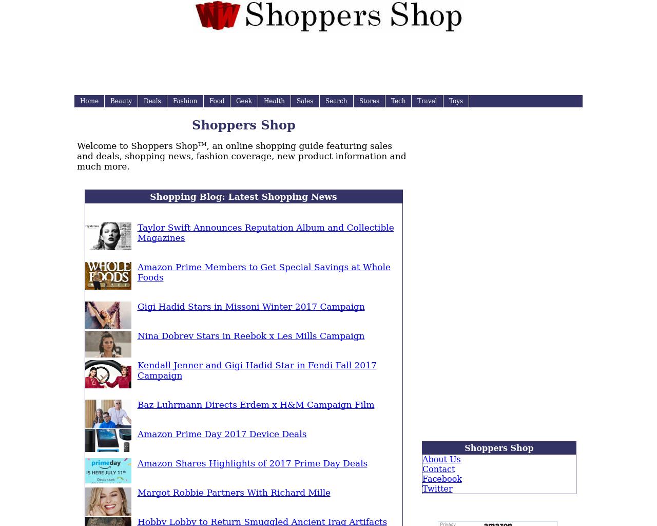 ShoppingBlog.com-Advertising-Reviews-Pricing