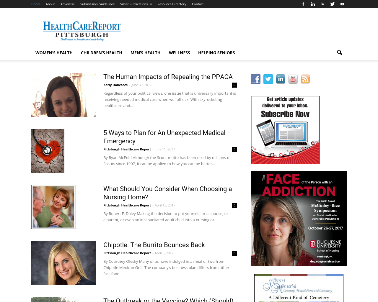 Health-Care-report-Pittsburgh-Advertising-Reviews-Pricing