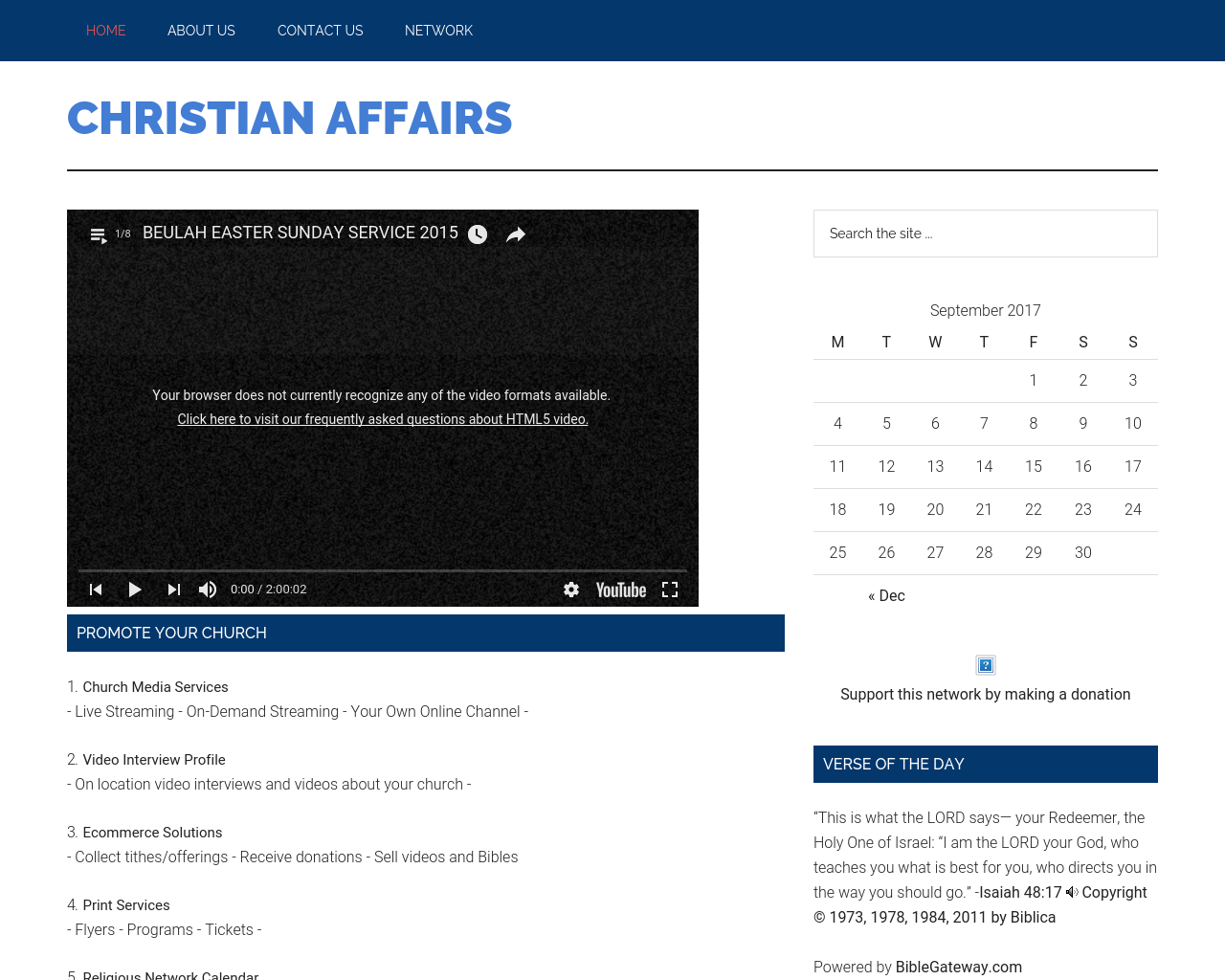 Christian-Affairs-Advertising-Reviews-Pricing