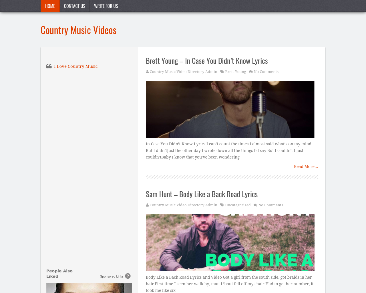Country-Music-Video-Directory-Advertising-Reviews-Pricing