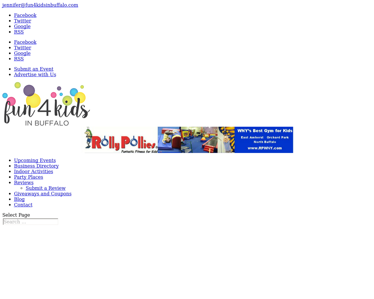 Fun4kidsinbuffalo.com-Advertising-Reviews-Pricing