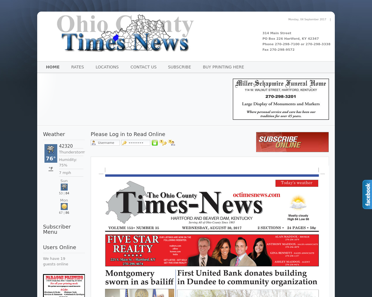 Ohio-County-Times-News-Advertising-Reviews-Pricing