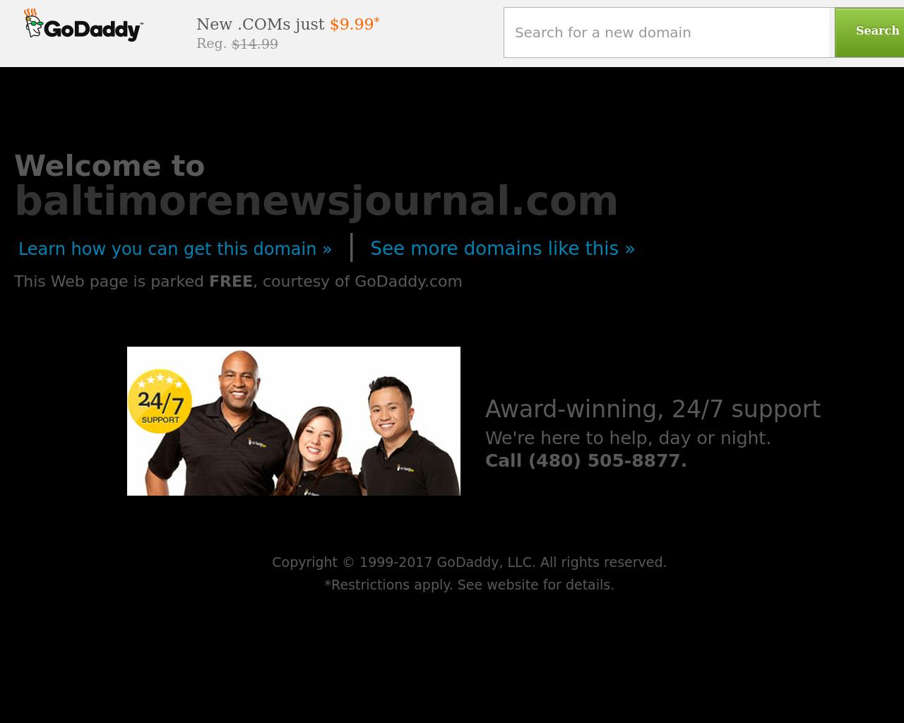Baltimore-News-Journal-Advertising-Reviews-Pricing