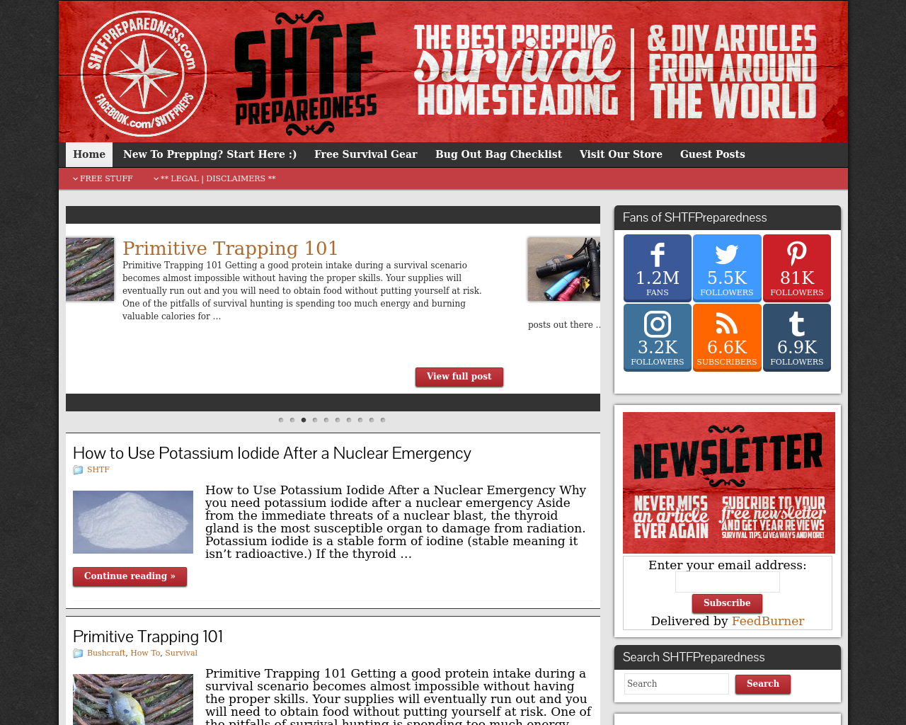 SHTF-Preparedness-Advertising-Reviews-Pricing