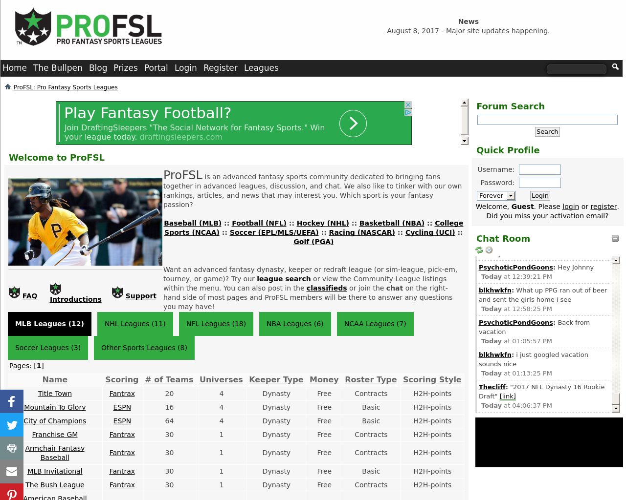Pro-FSL---Pro-Fantasy-Sports-League-Advertising-Reviews-Pricing