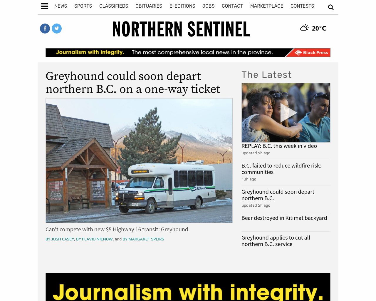 Northern-Sentinel-Advertising-Reviews-Pricing