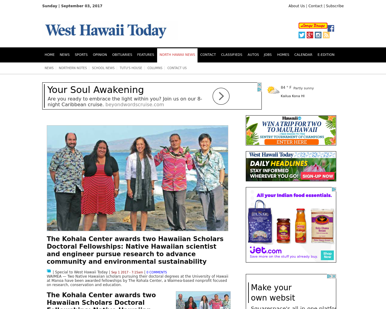 North-Hawaii-News-Advertising-Reviews-Pricing