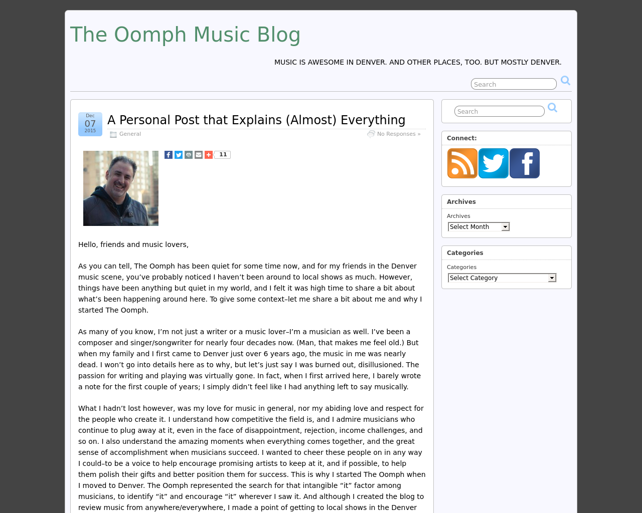 Oomphmusicblog.com-Advertising-Reviews-Pricing