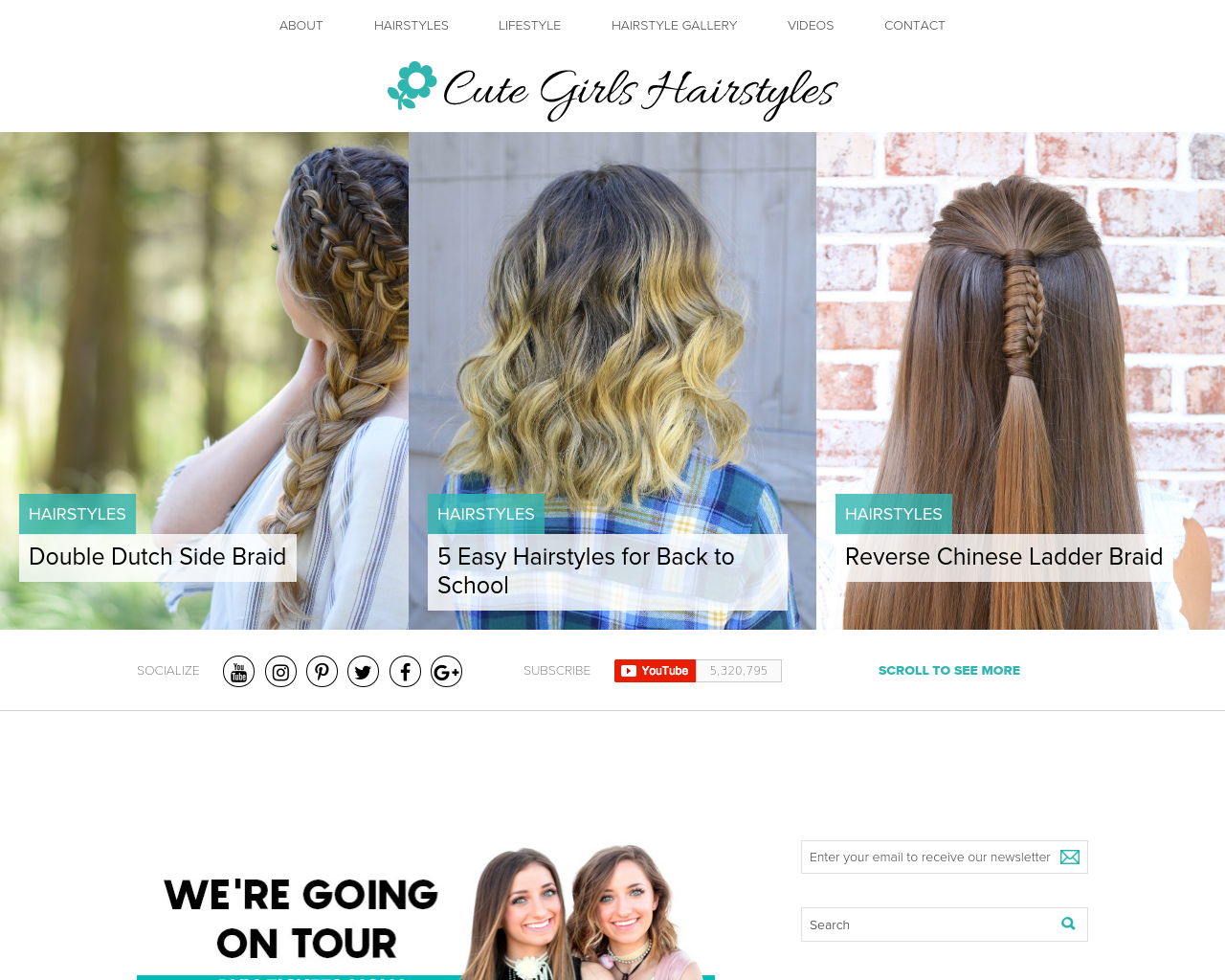 Cute-Girls-Hairstyles-Advertising-Reviews-Pricing